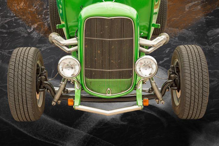 1932 Ford Roadster  5564.23 - M K Miller III