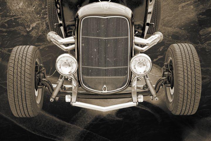 1932 Ford Roadster  5564.24 - M K Miller III