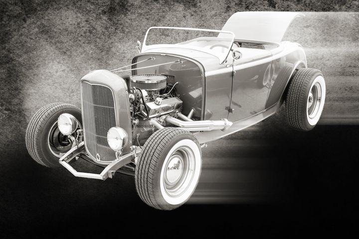 1932 Ford Roadster  5564.25 - M K Miller III