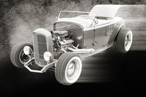 1932 Ford Roadster  5564.25