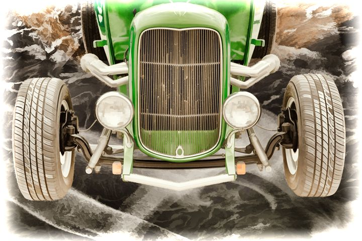 1932 Ford Roadster  5564.26 - M K Miller III