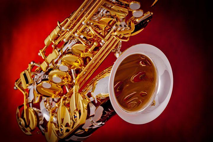Saxophone Music 5550.034 - M K Miller III