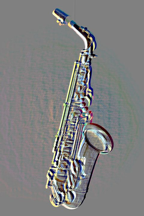 Saxophone Music 5550.144 - M K Miller III