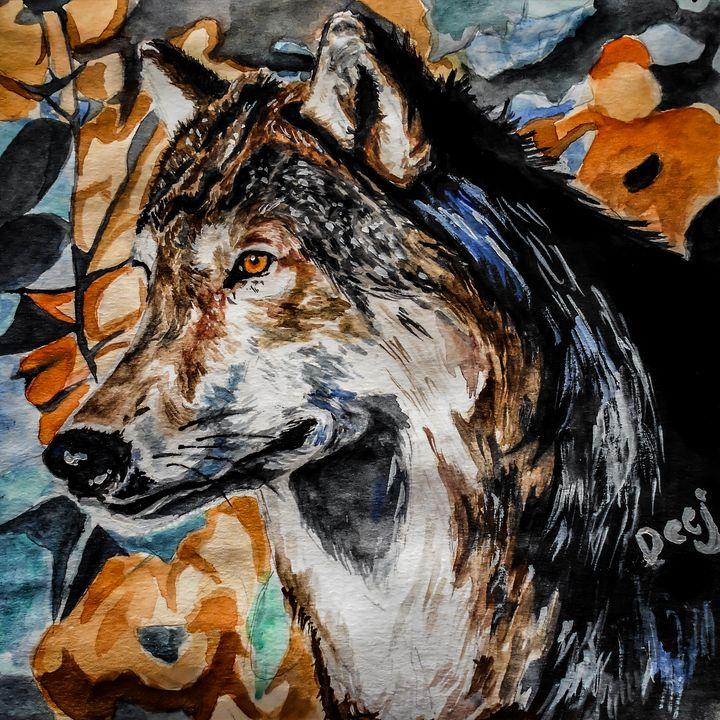Wolf - Khadija Gulbakht