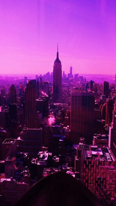 NYC Rockefeller City Scape - Capricious