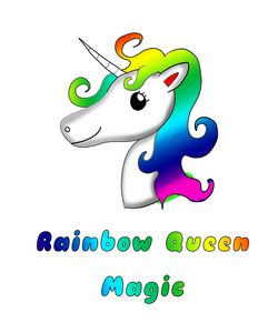 Rainbow Queen Magic