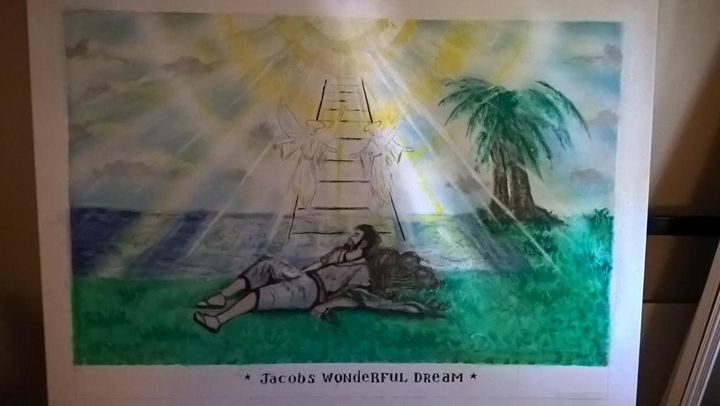 """Jacobs Wonderful Dream"" - Artdsigns"