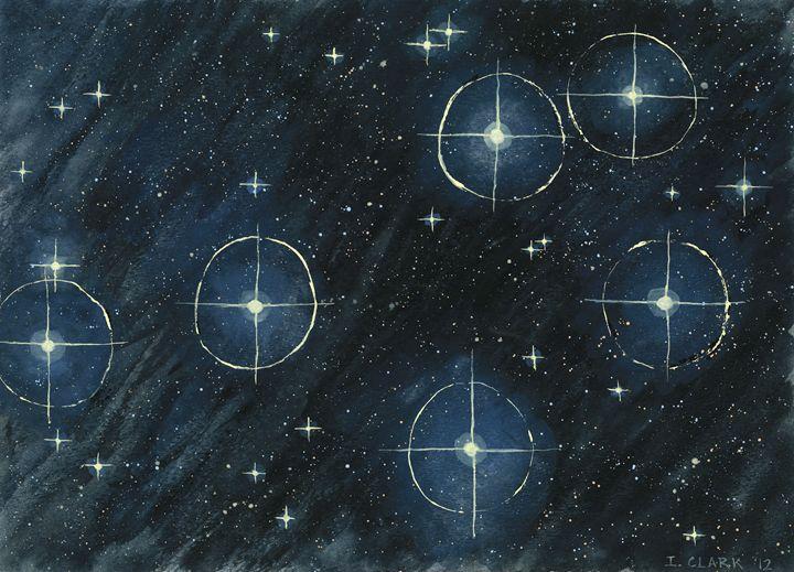 Pleiades - Ingrid Clark