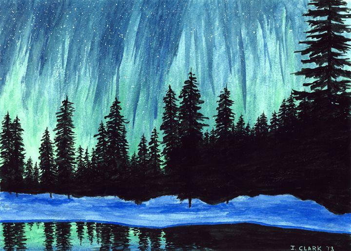 Northern Lights 2 - Ingrid Clark