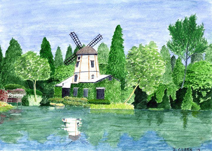 Windmill Chapel - Ingrid Clark