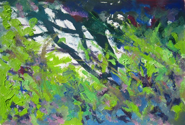 forest - jose perlado-watercolors