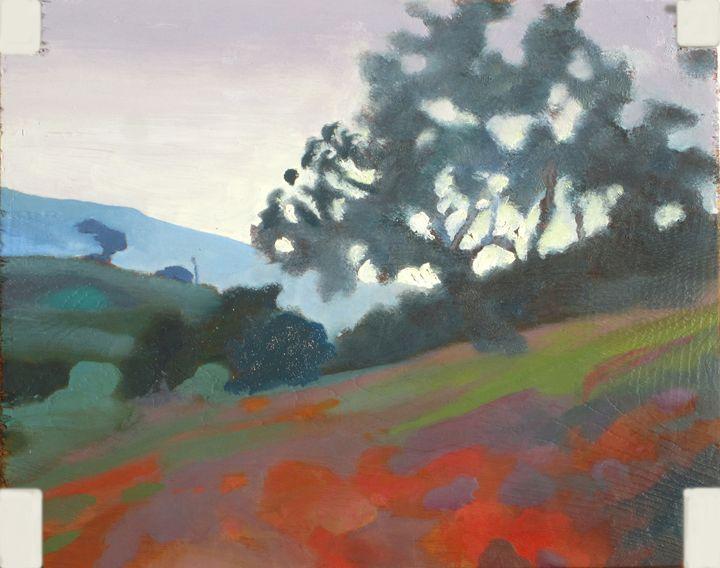 dawn - jose perlado-watercolors