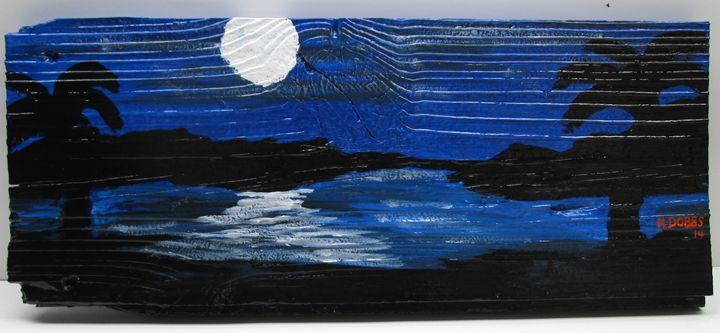 Sea Of Tranquility, Seascape - M. DOBBS ORIGINALS