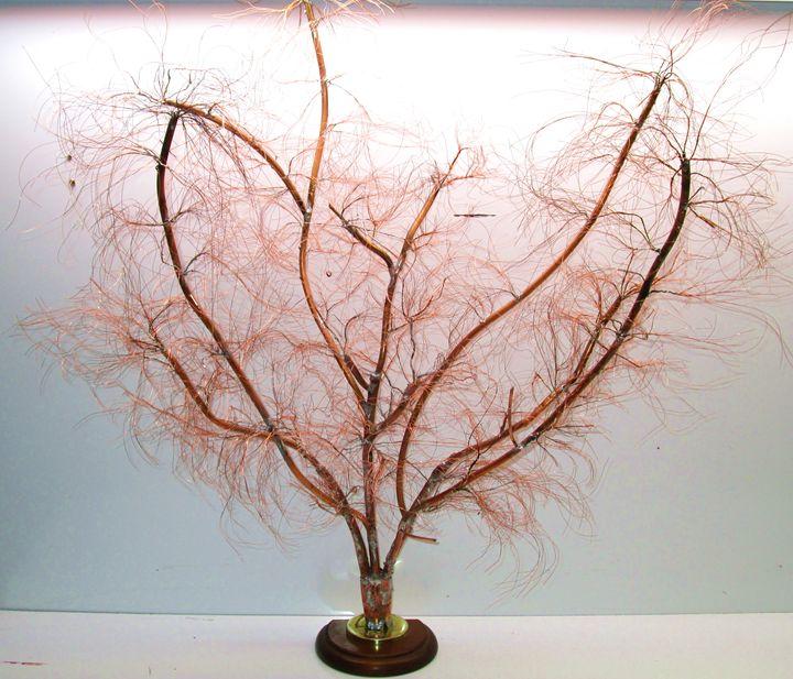 COPPER TREE Art - M. DOBBS ORIGINALS