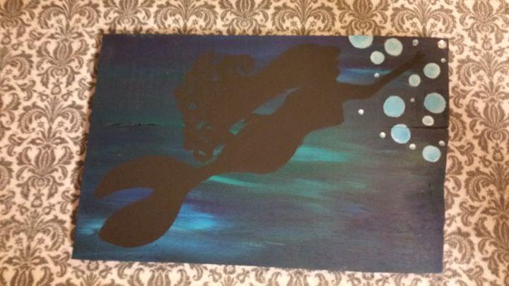 dream mermaid - Morgan Hardy