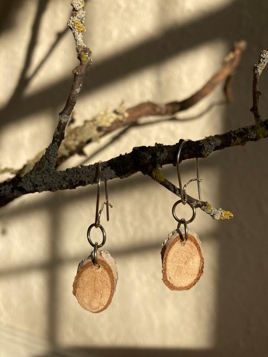 Birch earrings - Heidi Grayden