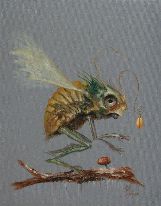Hopper - Schaap Art