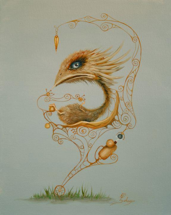 PlateauRider - Schaap Art