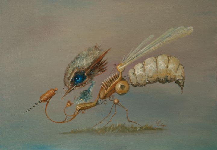 Mosquito - Schaap Art