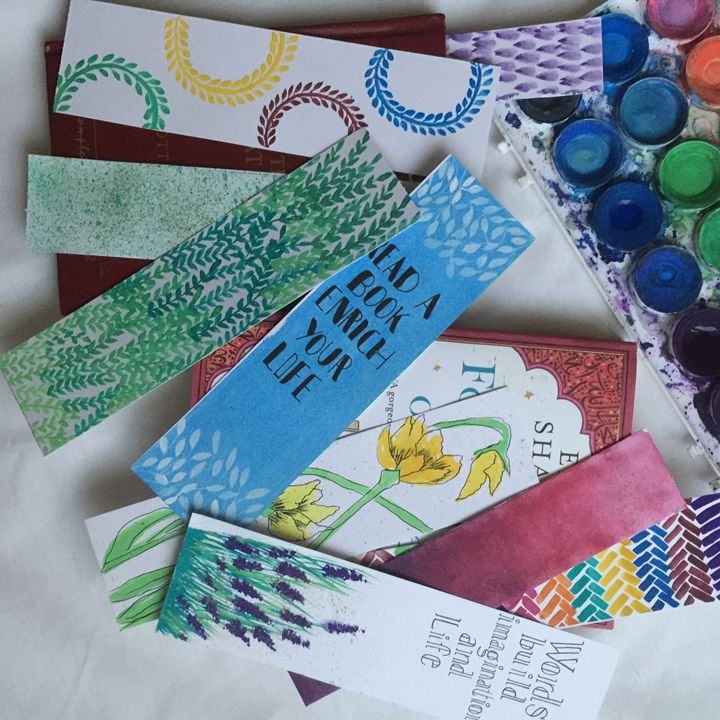 Bookmarks - Panda.arts98