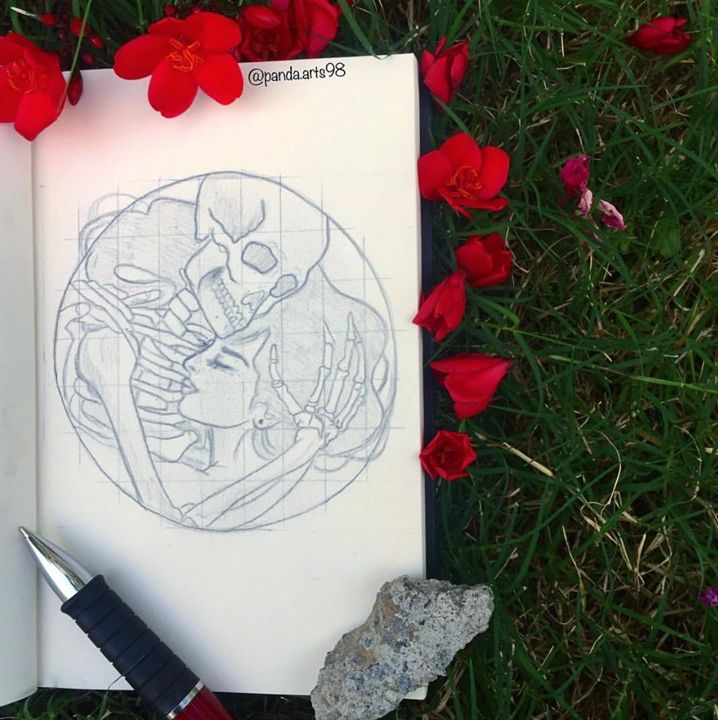Love yourself - Panda.arts98