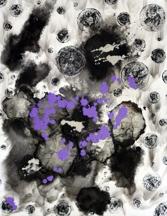 Exploring The Universe #4 - Miriam Paz Pelayo