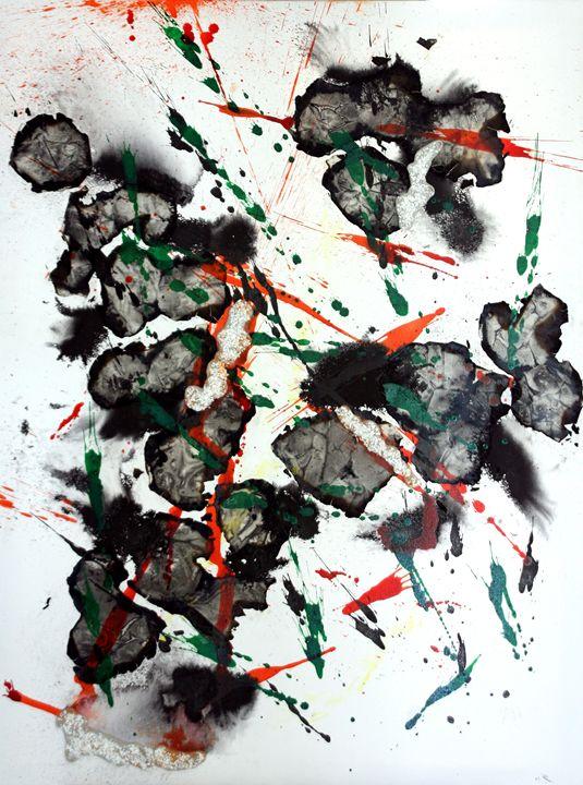 Dark Matter In Motion #5 - Miriam Paz Pelayo