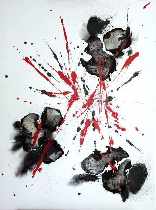Dark Matter In Motion #7 - Miriam Paz Pelayo