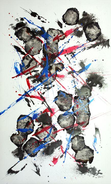 Dark Matter In Motion #1 - Miriam Paz Pelayo