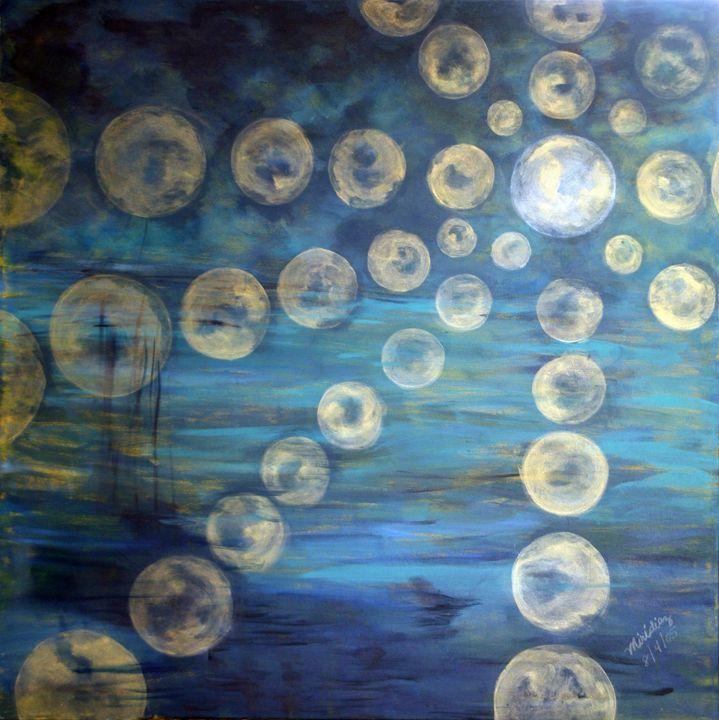 Procession Of The Equinoxes - Miriam Paz Pelayo