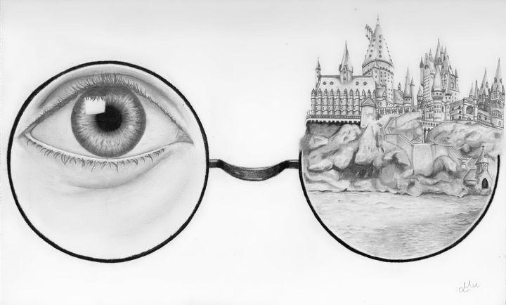 Hogwarts is my Home - ahrtforall