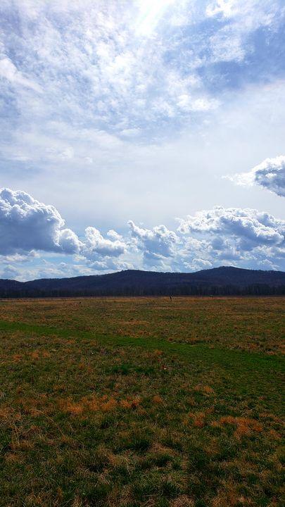 Ohio hills - ArtbyJordan