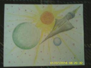 life sentence spaceship