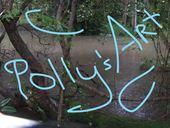Polly's art
