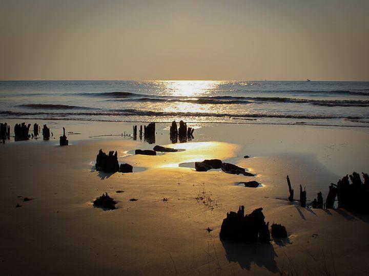 Beach Sunrise - Randall Messina