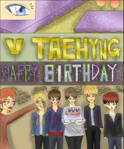 taehyung birthday page 2