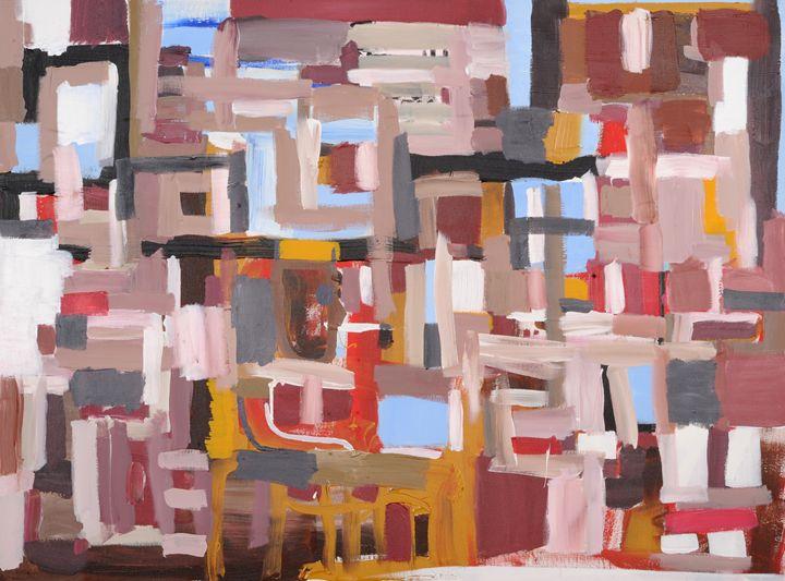 Canvas 5 - Alex Olinger