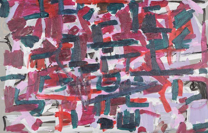Canvas 6L - Alex Olinger