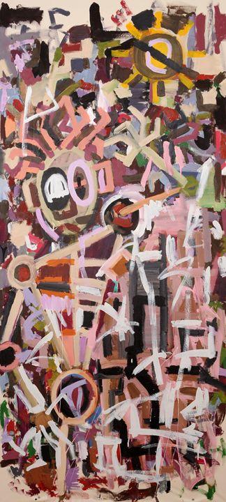 Canvas 1L - Alex Olinger