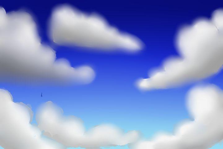 Sky Clouds - Nastassja Scott