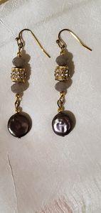 Paris bead dangles
