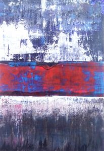 Triphase - Original Abstract Acrylic