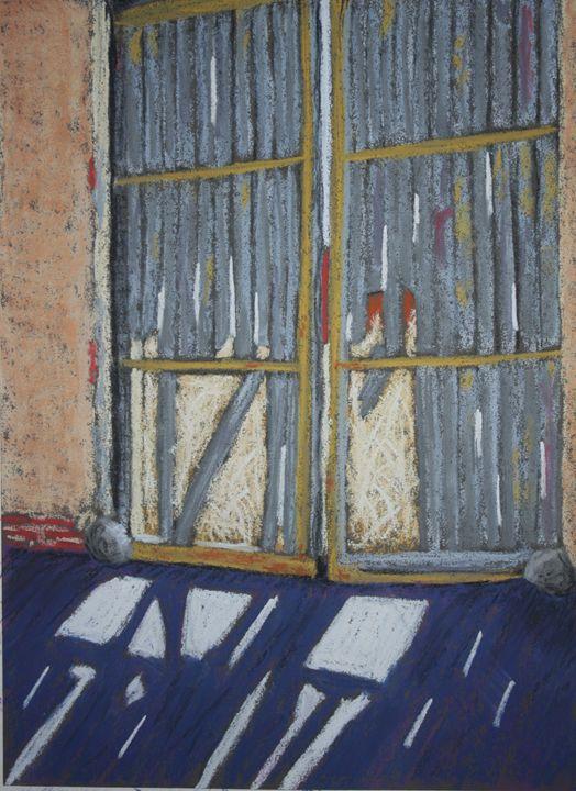 Door, Past Tense - Maria'sArt