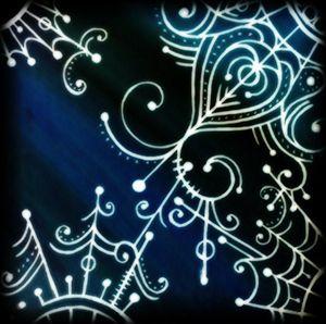 Blue Black Gates