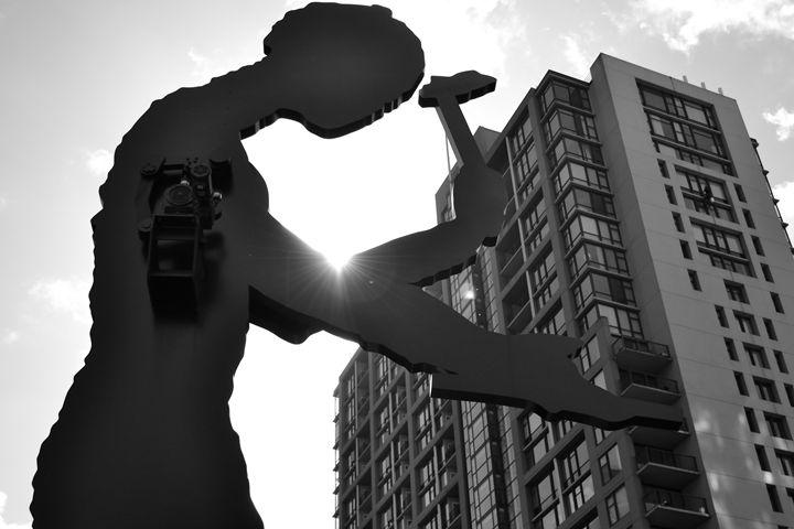 Hephaestus' Industrial Dream - Kody Bartley
