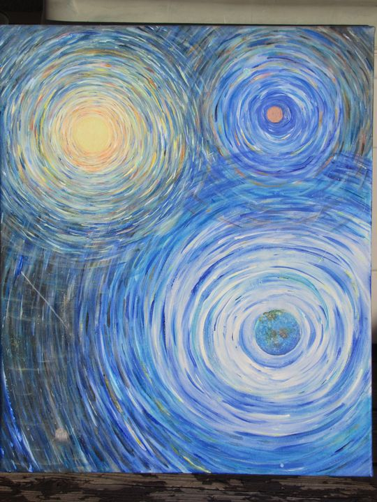 Celestial Series #4 - Doug Bashara