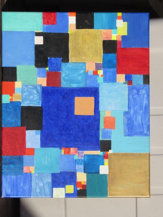 Leftover Paint - Doug Bashara