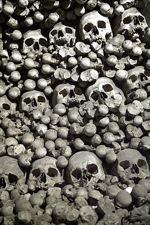 Sedlec Ossuary, Kutná Hora - amywanders