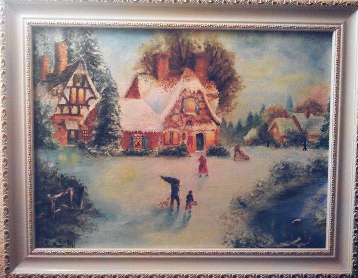 Winter -  Rnata-marchuk
