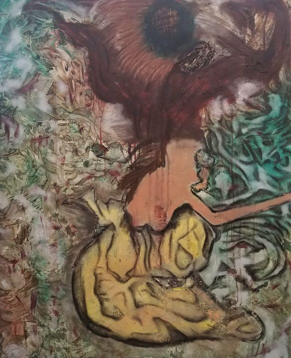 Emerging from the Egg - Art of Ingo